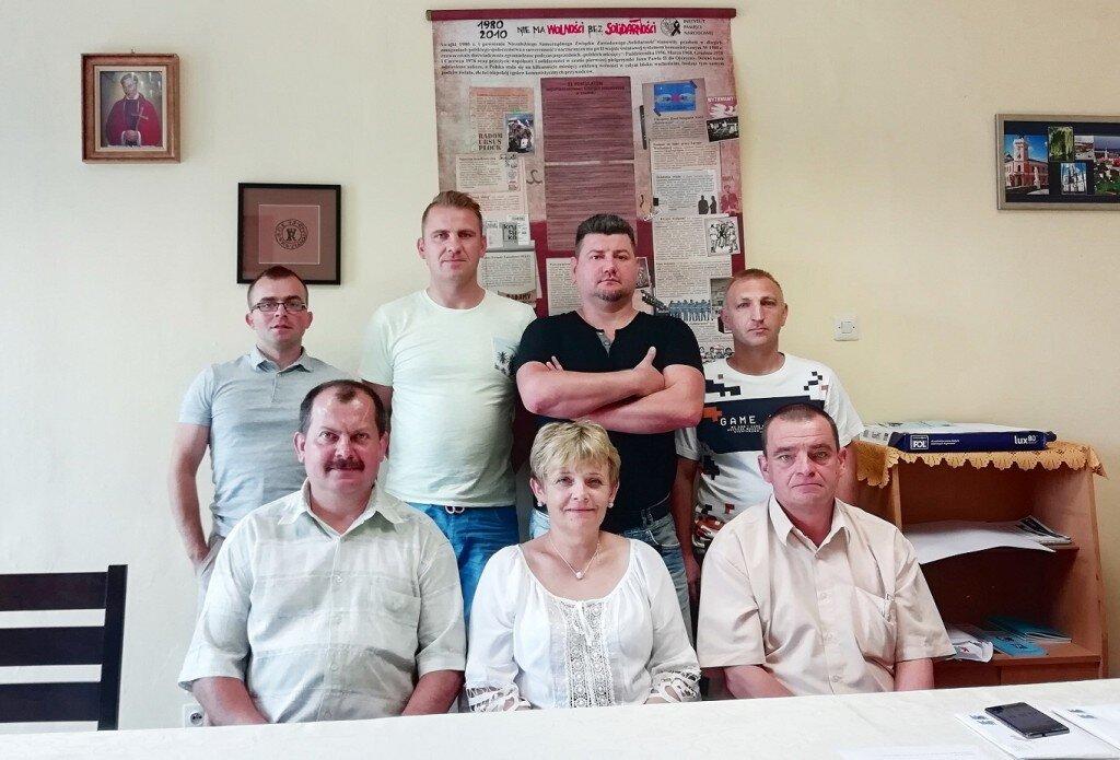 Komisja Zakładowa NSZZ Solidarność JYSK Sp. z o.o. 2