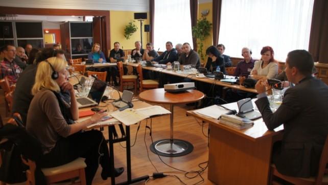 Promowali Europejskie Rady Zakładowe