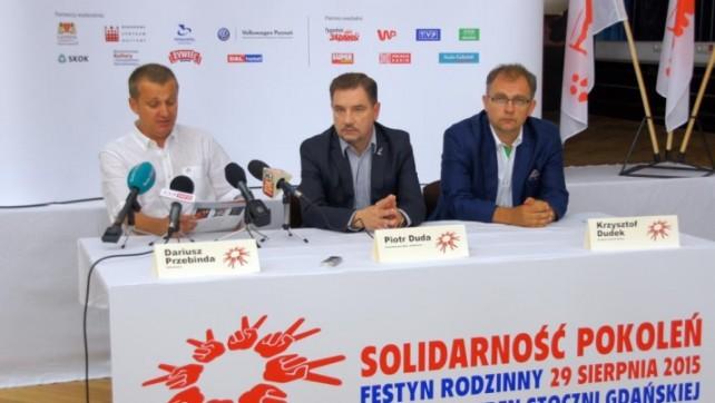 """Cztery pokolenia w rocznicę powstania NSZZ """"Solidarność"""""""