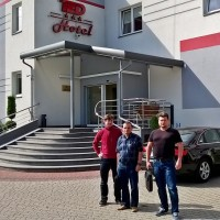 Spotkanie-Hotel TED Radomsko
