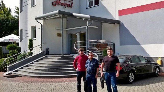 """Spotkanie Przedstawicieli NSZZ """"SOLIDARNOŚĆ"""" z Przedstawicielami Pracodawcy z ramienia DCR"""