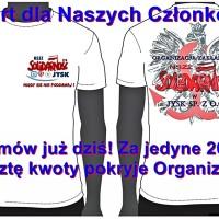 T-shirt (wizualizacja)