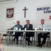 Posiedzenie Zarządu Regionu