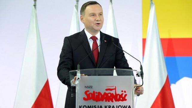 """Andrzej Duda na XXVIII Krajowym Zjeździe Delegatów: """"Zobowiązania wobec Solidarności będą realizowane"""""""