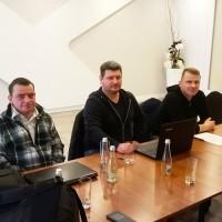 Spotkanie NSZZ Solidarność z Przedstawicielami JYSK DCR