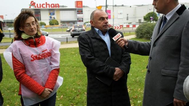 Alfred Bujara: Po wprowadzeniu zakazu handlu w niedzielę pracodawcy mszczą się na związkach zawodowych
