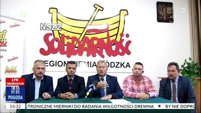 """,,Solidarność"""" sprzeciwia się zwolnieniu związkowca w Jysk"""