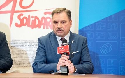 """Piotr Duda o 40-leciu Solidarności: """"Chcemy to wydarzenie pokazać całemu światu"""""""