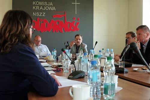 """""""Solidarność"""" wzywa posłów do wycofania niekorzystnych zmian w Tarczy antykryzysowej!"""