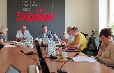 Solidarność krytykuje ustawę budżetową!